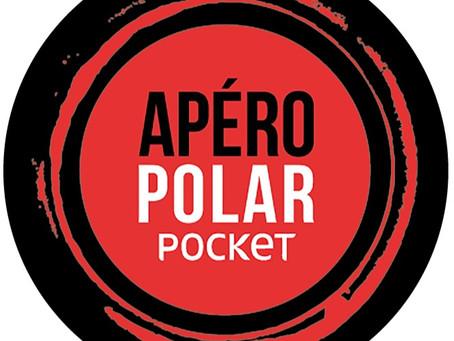 Apéro Polar Pocket - Maxime Girardeau - Céline Denjean - Fabrice Rose