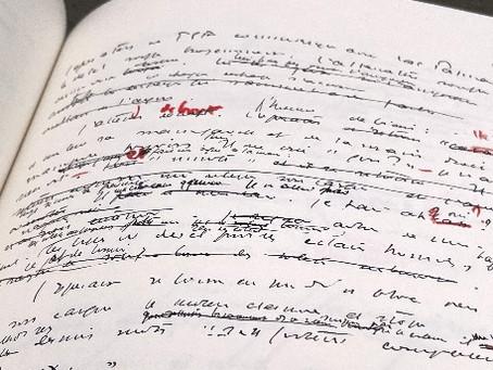 Soirée Spéciale Manuscrits - Éditions Les Saints Pères - Parcours Maison d'édition