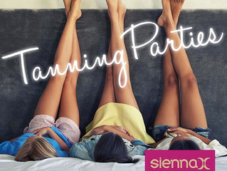 Sienna X Spray Tanning Parties