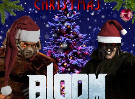 Merry Christmas from BlooM Team!