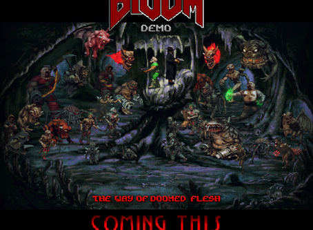 Prepare for Halloween! BlooM Shareware is coming!