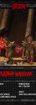 Cvltimp Warlock
