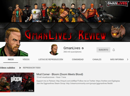 GmanLives - Review of BlooM v1.666