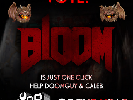 Vote for BlooM