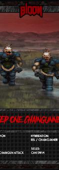 Deepone Chaingunner