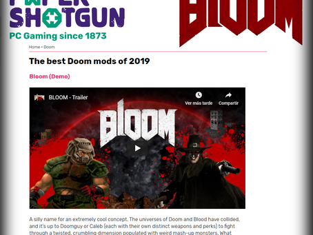 BlooM - One of the Best Mods of the Year - Rock Paper Shotgun