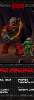 Super Chaingunner