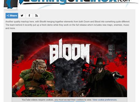 BlooM in GamingonLinux.com