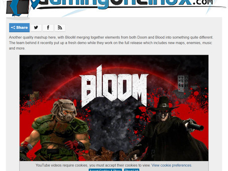 BlooM in GamingonLinux.com