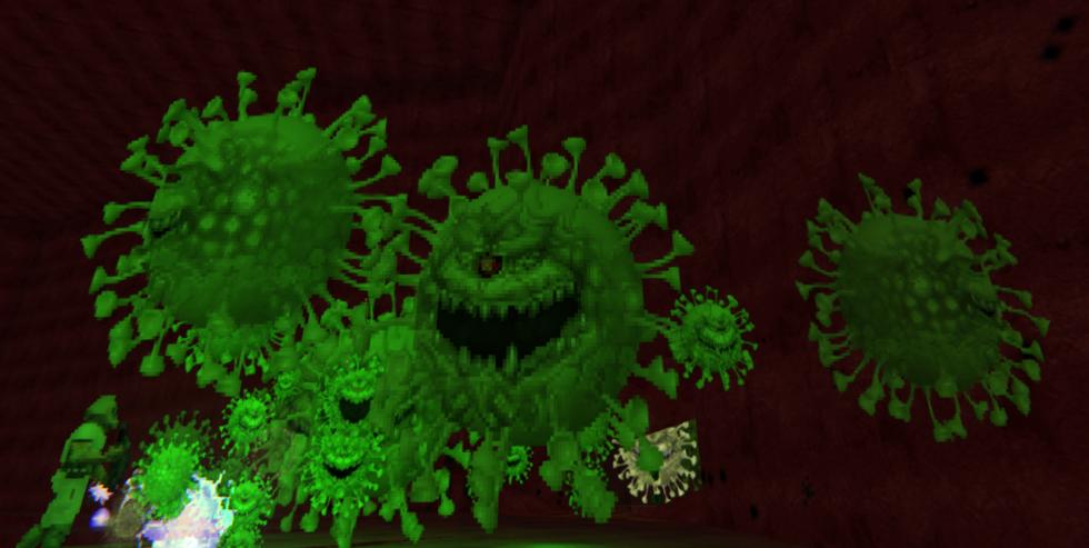 Cluster BlooM - Screenshot