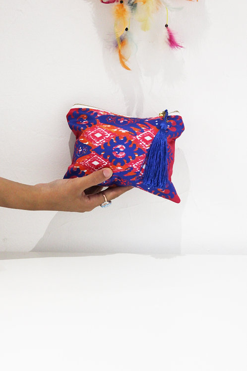 Digitally printed mini pouch
