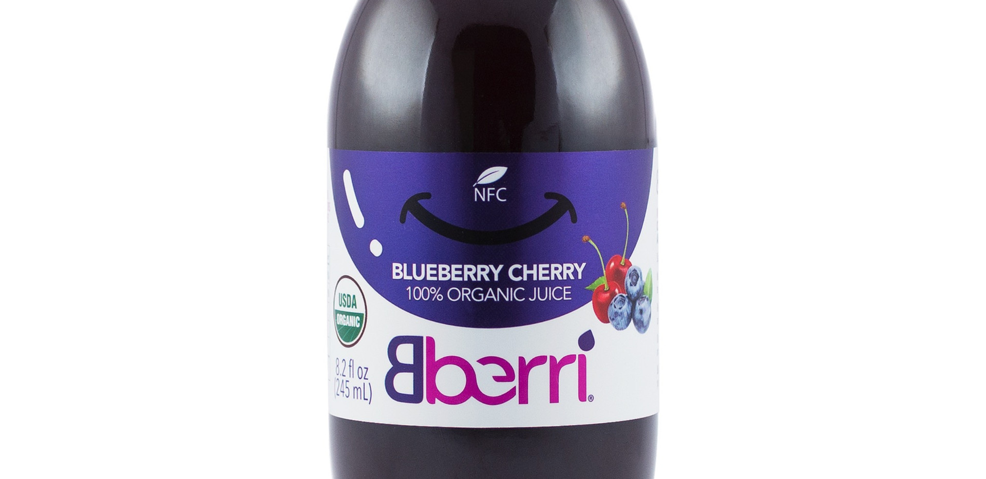 Blueberry Cherry Juice