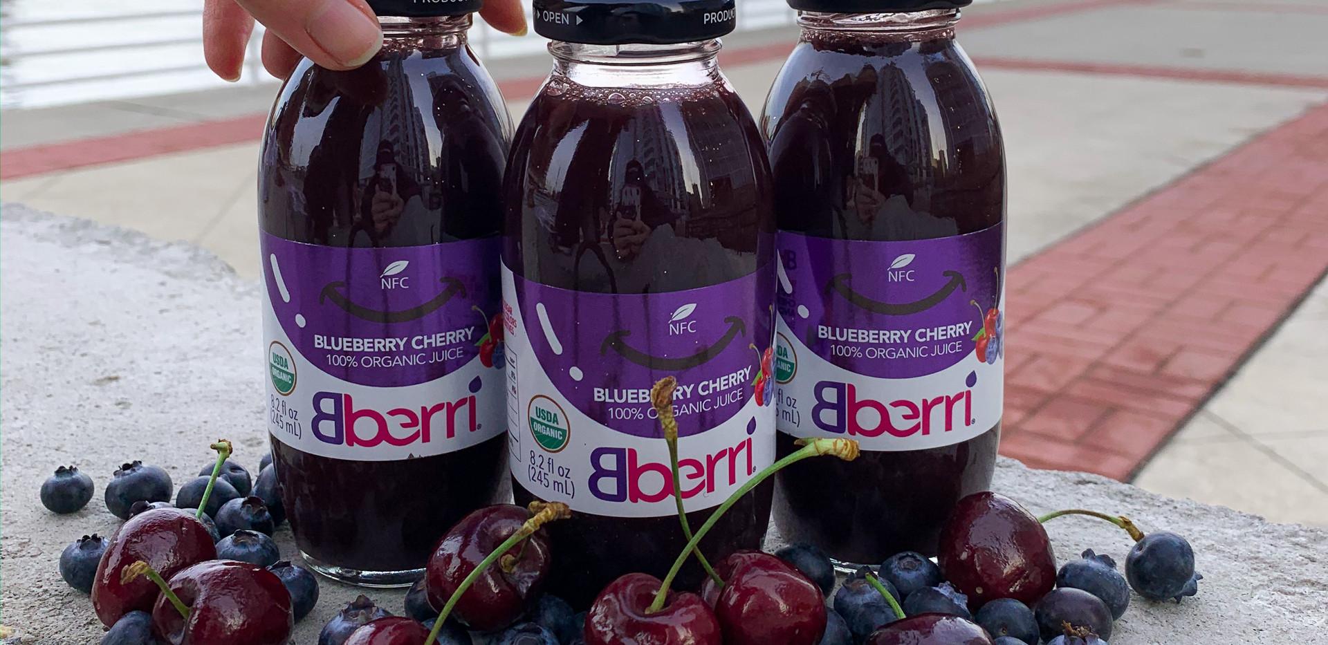 Blueberry Cherry 1