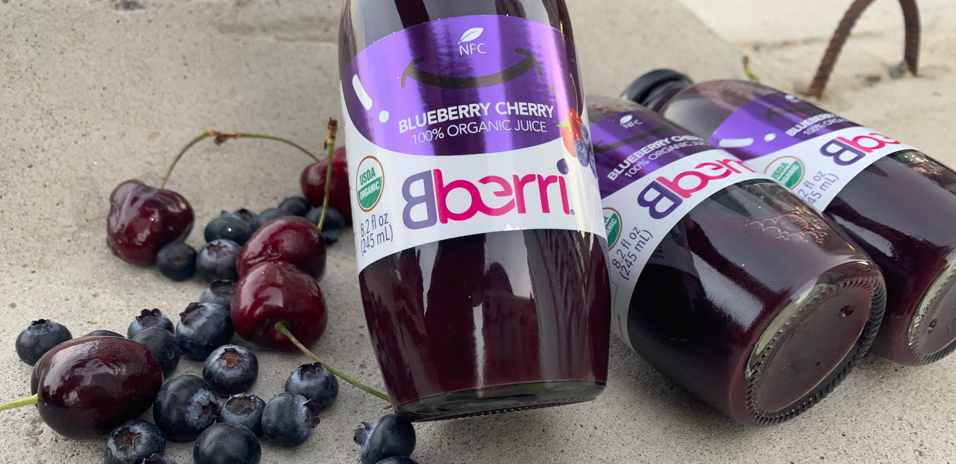 Blueberry Cherry 4