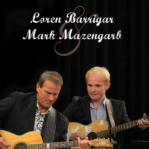 Loren Barrigar & Mark Mazengarb (Album)