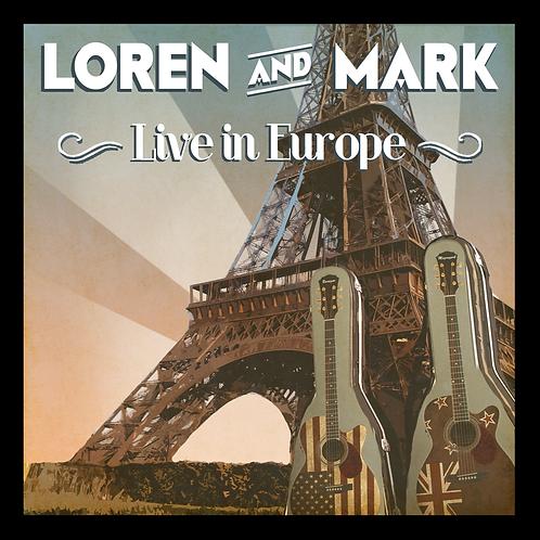 Live In Europe (Album)