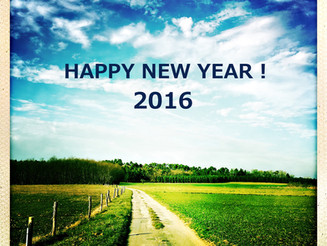 Happy new year 2016 !!!