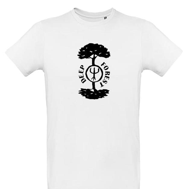 Deep TShirt white mod 2