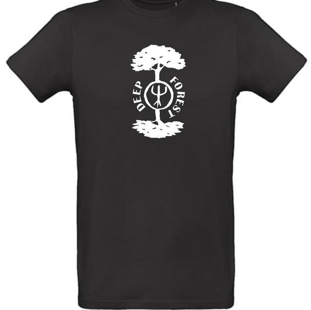 Deep TShirt black mod 2