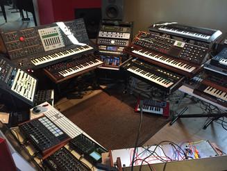 Studio 2015 setup