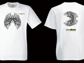 Deep Forest Evo Devo Tshirt available