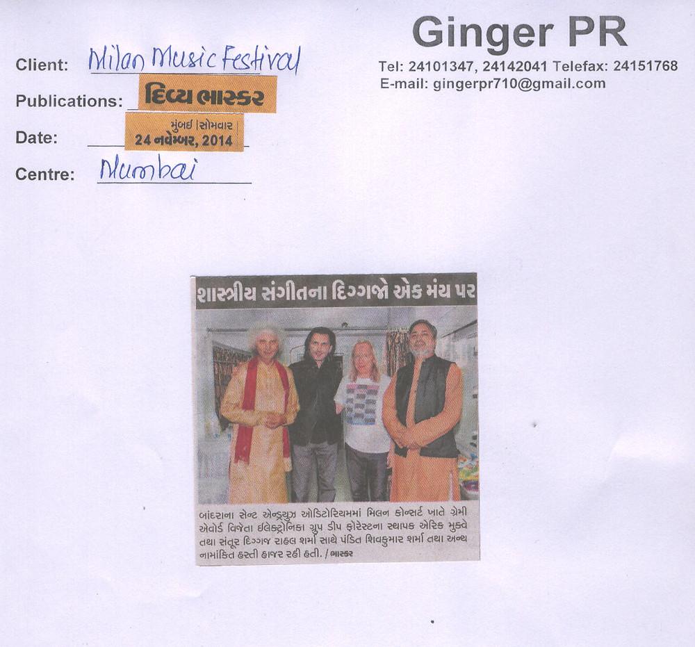 Divya Bhaskar- 24-11-2014 (Milan Music Festival).jpg