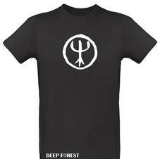 Deep TShirt black mod 1