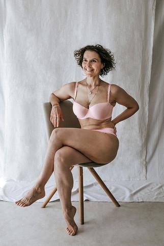 photographe luzarches portrait femme con