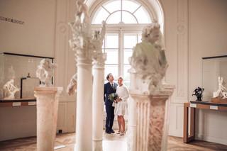 photograph mariage paris musee rodin mai