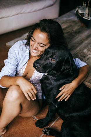 photographe val d oise portrait chien ti