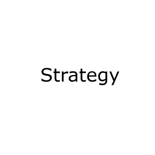 Strategy 600x600 white bkgrd