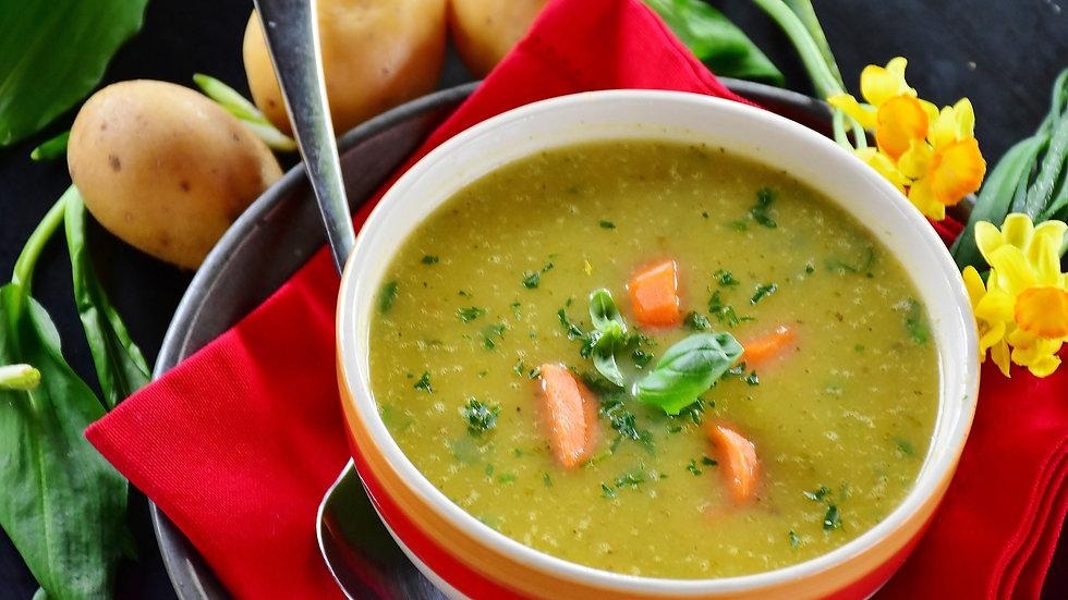 タイ風グリーンカレー18食セット