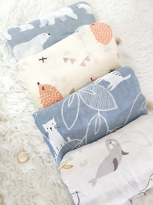 Swaddle (Zoo Series)