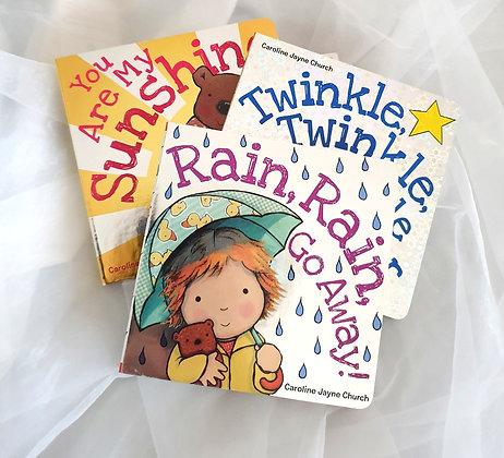 Baby Gift Set - Musical Book bundle