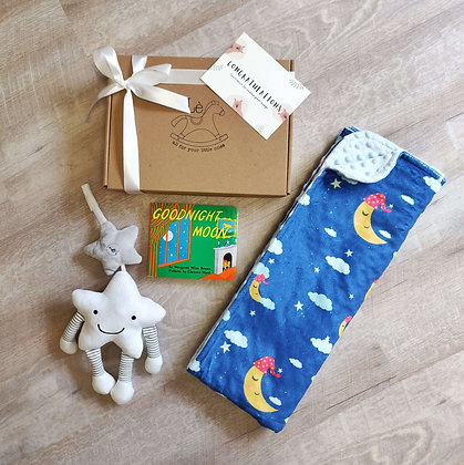 Baby Gift Set -  Baby's Bedtime Starter Kit
