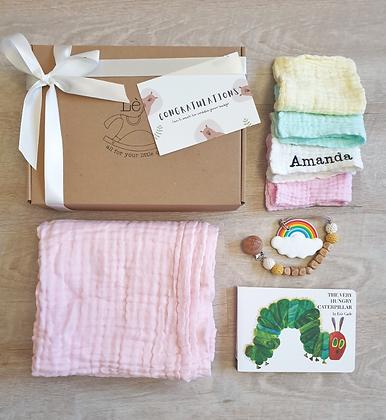 Baby Gift Set - Baby Bath Bundle