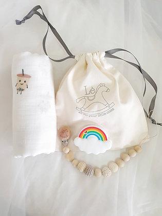 Baby Gift Set - Basic Baby Starter Kit