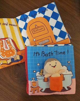 Books - Baby's Bath BooK