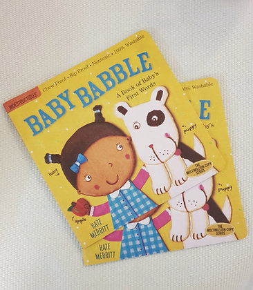 Books - Baby Babble