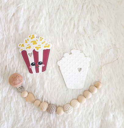 Teething Essentials - Popcorn Teether