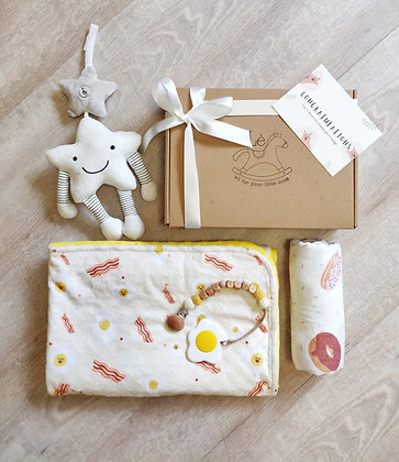 (Mini) Create your own- Swaddle and Blanket