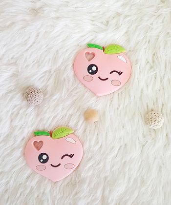 Teething Essentials - Peach Teether