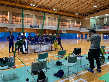 全日本フットサル選手権 埼玉県大会のお知らせ
