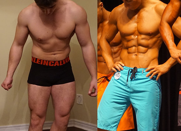 Macronutrient and Training Coaching   12 Weeks