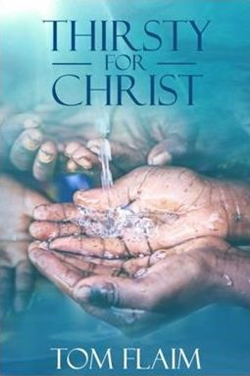 Autographed copy of Thirsty For Christ