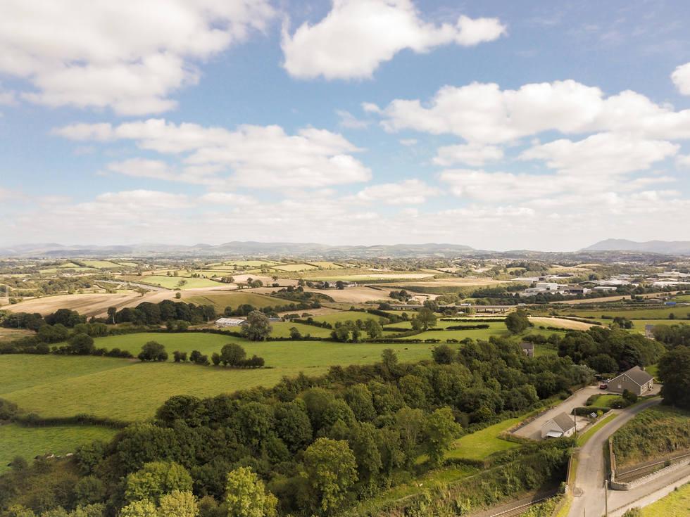 Aerial Survey Farming Survey