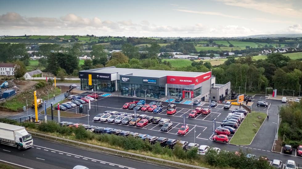 Shelbourne Motors Newry