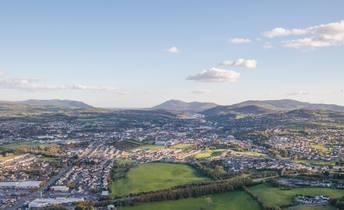 Aerial Photo Newry