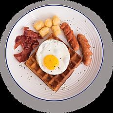 Big Brown Breakfast