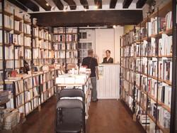 Librairie Buridan rayons